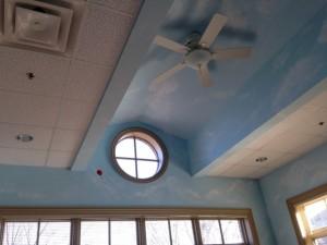 Playroom Ceiling